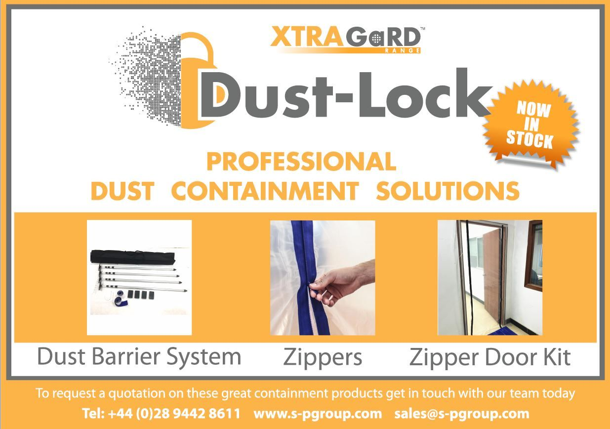 Dust-Lock Dust Containment System