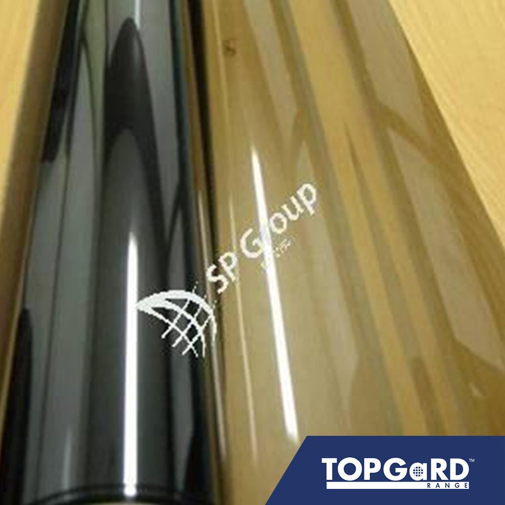 Internal Tint Film Charcoal - Topgard