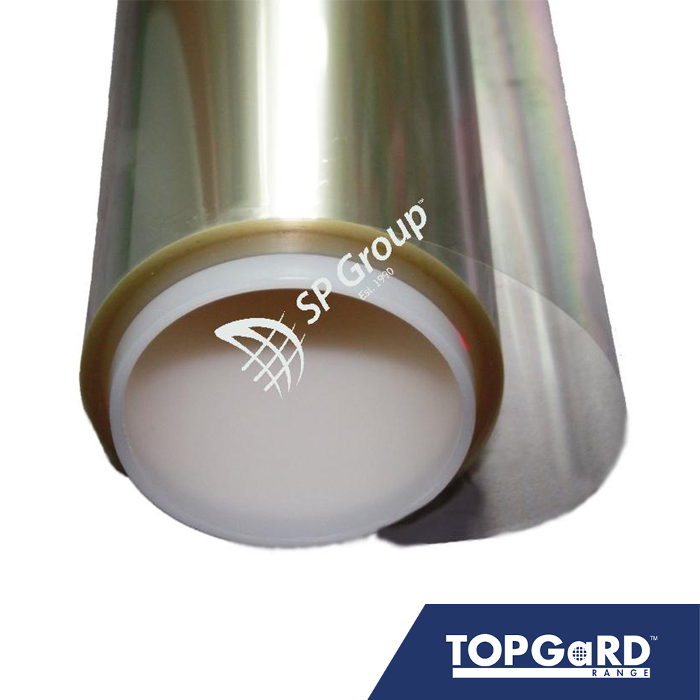 Internal Safety Film Clear - Topgard