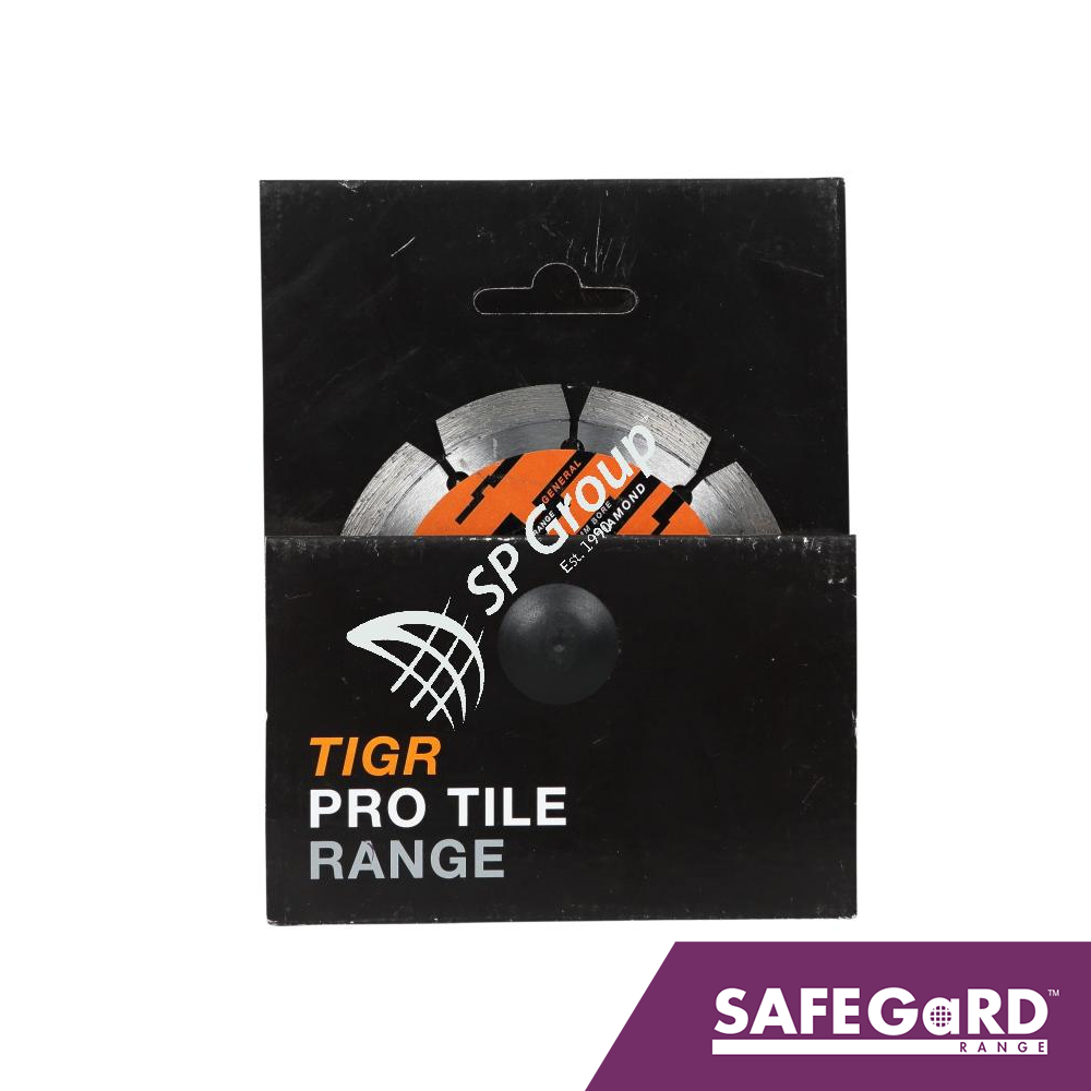 Diamond Cutting Disc - Safegard