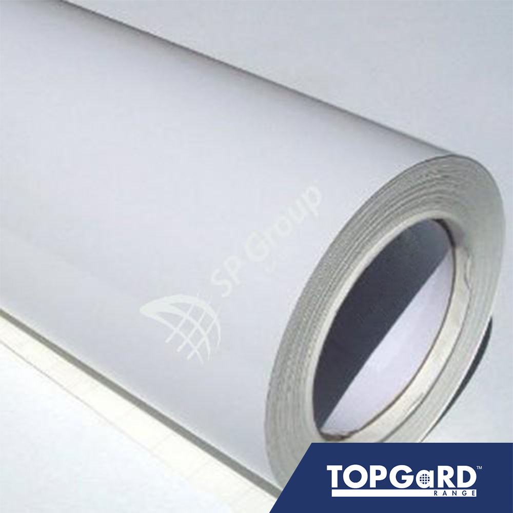 Internal Solid White-Out Film - Topgard