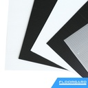 [F0101-2] Standard Corry Board Sheet - Floorgard  (White, 2mm)