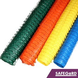 Safety Barrier Fencing - Safegard