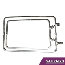 Scaffold Sign Board Frame - Safegard