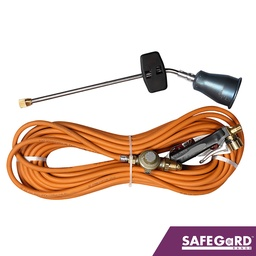 [S0102-5B] Gas Heat Shrink Torch - Safegard
