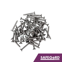 [SS0105-C] Stainless Steel Screws 500pk - Safegard