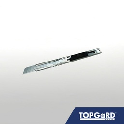 [T0108-A2] Olfa Silver Stainless Steel Knife - Topgard
