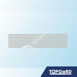 [T0109-F1/B] Venetian Strip Internal 14mm with 6mm Gap - Topgard
