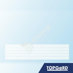 [T0109-G1/B] Venetian Strip Internal 10mm with 4mm Gap - Topgard